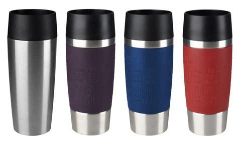 emsa travel mug 0 5l emsa travel mugs groupon goods