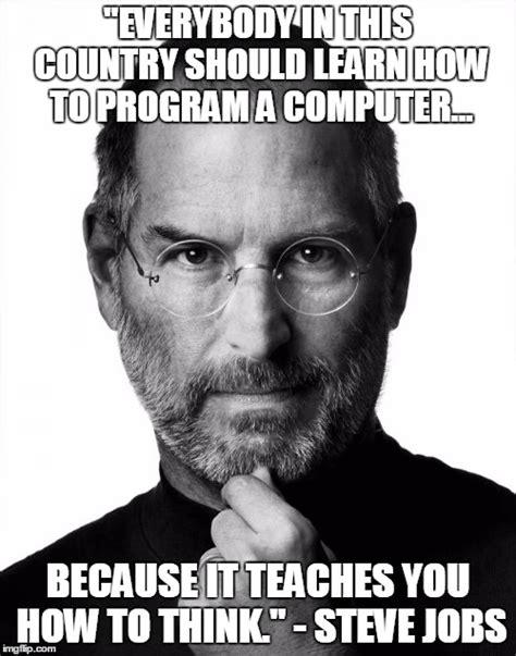 Steve Jobs Meme - steve jobs force imgflip