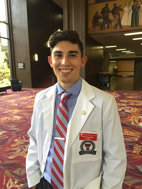 peter firouzbakht texas tech medicine class center pre