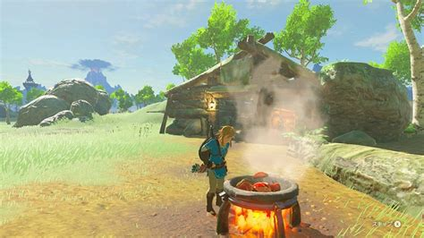 zelda breath   wild guide  recipes  elixirs