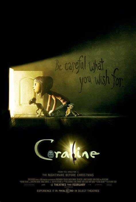 coraline   stunning   animation  story