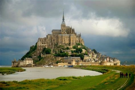 just a word le mont michel