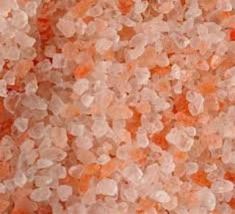 les vertus du sel de l himalaya de guerrier de