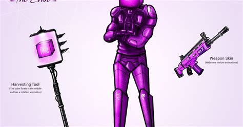 Learn how to draw the omega skin from fortnite. Fortnite Skin Tekenen Makkelijk / How to Draw Male Noob ...
