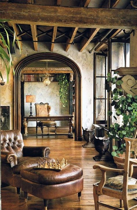 rustic interior design and how to establish this style