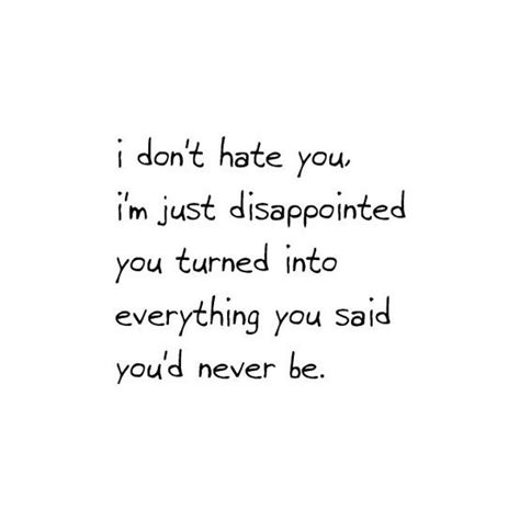 Disappointment Quotes For Him Tumblr