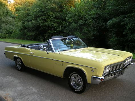 Convertible For Sale by 1966 Chevrolet Impala Convertible For Sale