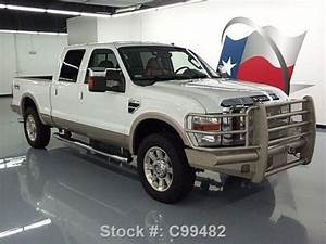 Sell Used 2008 Ford F250 King Ranch Crew V10 4x4 Leather