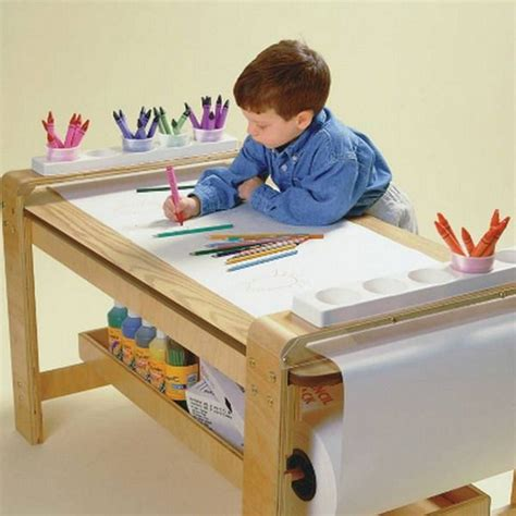 roll up table plans 17 best images about kids art table on pinterest wheels