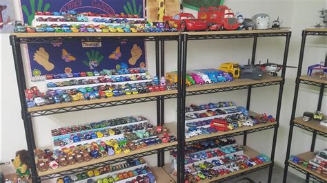 Full & Complete Disney Pixar Cars Diecast Collection