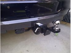Trailer hitch issue?