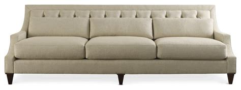 baker furniture thomas pheasant max tufted sofa