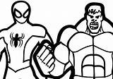Hulk Coloring Smash She Clipart Drawing Clipartmag sketch template