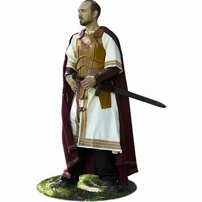 King Tunic Armour Armor Package Leather Cloak