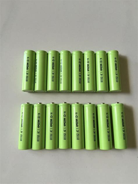 new of 16 aa rechargeable solar lights battery