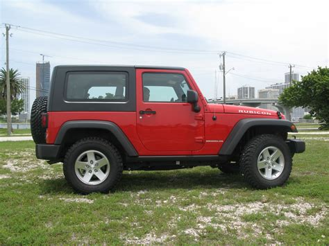 2008 Jeep Wrangler Rubicon Gallery 257353
