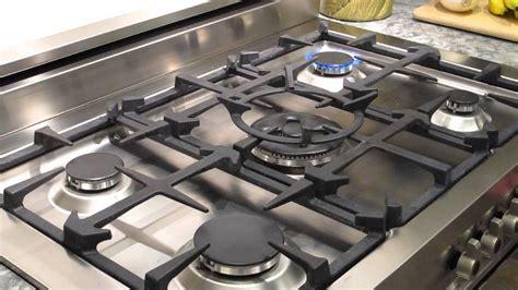 gas cooktop reviews bertazzoni gas range review
