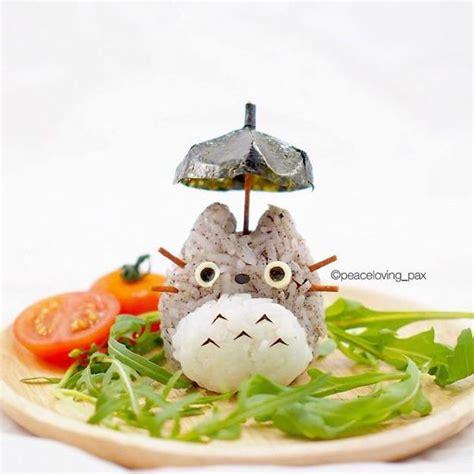 Cute Foodies, Fun Food Design Ideas Turning Rice