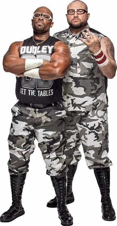 Dudley Boyz Wwe Ray Bubba Raw Smackdown