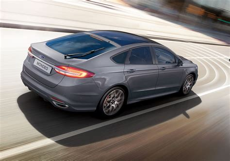 2019 Ford Mondeo by Ford Mondeo Berlina 2019 Used Car Reviews Review