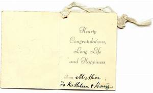 crout k and h message in wedding card seeking susan With thoughts for wedding invitation cards