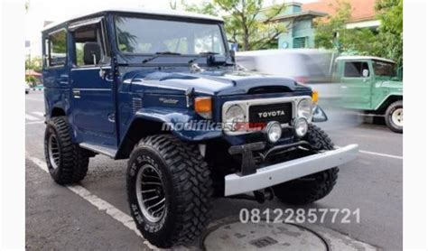 Modifikasi Toyota Land Cruiser by 1981 Toyota Hardtop Land Cruiser Fj40 Seperti Baru