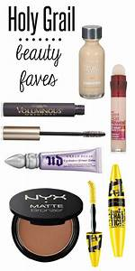 HOLY GRAIL DRUGSTORE PRODUCTS