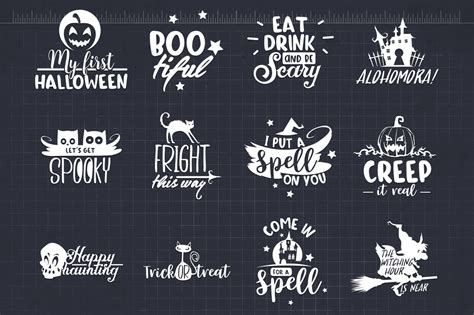 Stranger things svg, stranger things silhouette, upside down, demogorgon print, digital print, cut file for clipart. Halloween Quotes SVG Pack | Halloween SVG Cut Files By ...