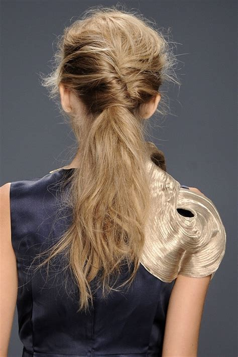 Summer Ponytail Hairstyles by Summer 2011 Ponytail Hairstyles