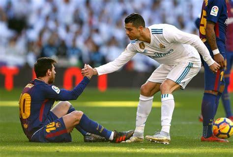 'Cristiano Ronaldo A Better Leader Than Lionel Messi ...