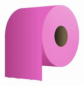 Clipart - toilet paper roll
