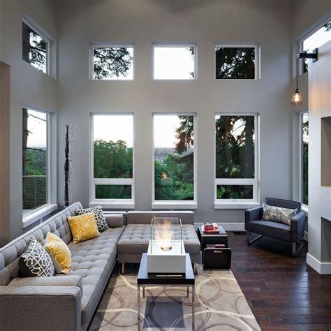 wohnzimmer contemporary family room dusseldorf by wohnzimmer grau einrichten und dekorieren