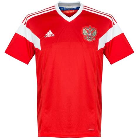 russia home shirt 2018 2019