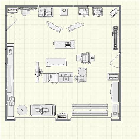 free floor planner the dreamcatcher cave finewoodworking
