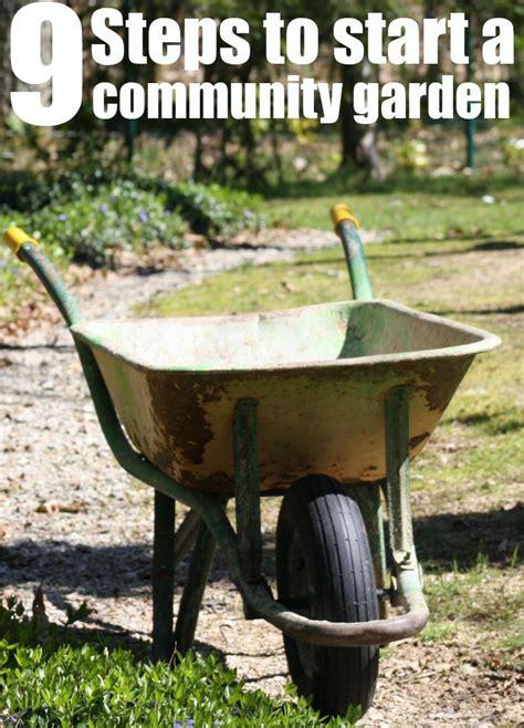 how to start a community garden starting a community garden garden europe