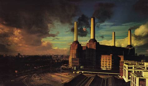 Pink Floyd Animals Wallpaper Hd - pink floyd 1977 animals psycanprog