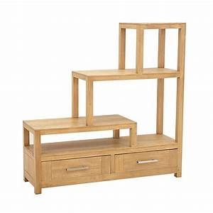 Etagere Bois Design : meuble escalier en bois ahor belle esth tique nombreux ~ Teatrodelosmanantiales.com Idées de Décoration