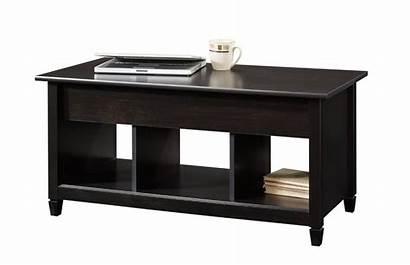 Coffee Table Wood Dark Furnitures End Living