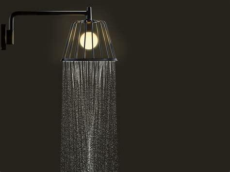 Axor Shower - axor l shower nendo chrome plated overhead shower by