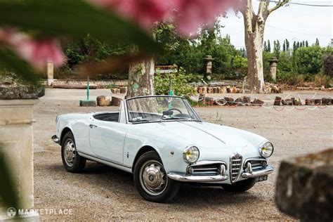 1960 Alfa Romeo by 1960 Alfa Romeo Giulietta Spider Veloce Everything Cool