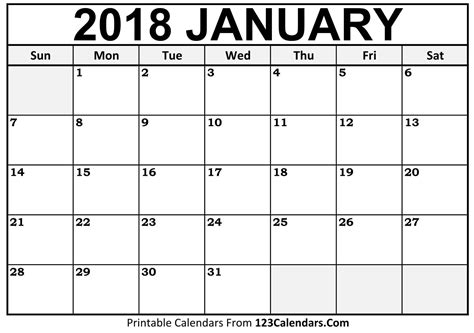 printable january pictures      solve