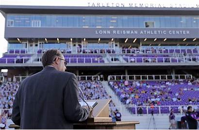 Tarleton State University Stadium Memorial Whole Relations