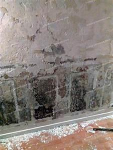 Toile De Mur : renover un mur en platre tres abim elegant renover un mur en platre tres abim with renover un ~ Teatrodelosmanantiales.com Idées de Décoration