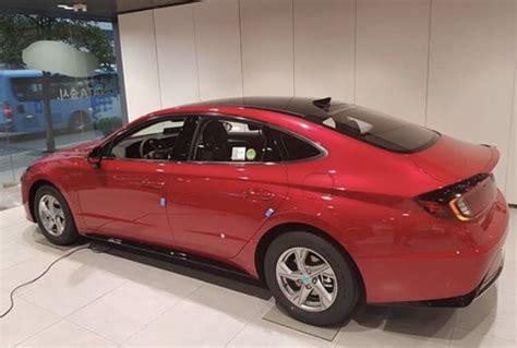 Hyundai Sonata Dealer by 2020 Hyundai Sonata Inside Dealer Korean Car
