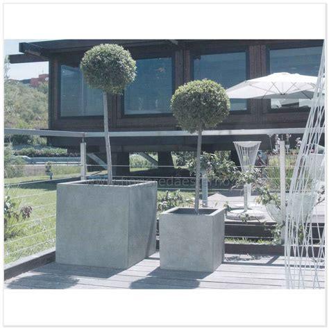 vasi da giardino moderni vasi moderni 43910613 in fibra argilla fioriere da