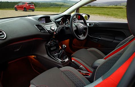 clarkson review ford fiesta zetec  red edition