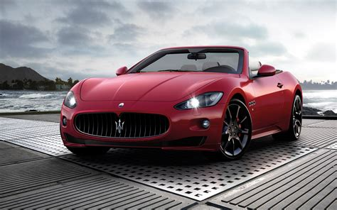 2012 Maserati Grancabrio Sport Wallpapers