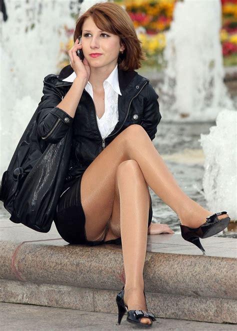 Pantyhosekings Uptheskirt Hose Upskirt Pinterest Girl Pics Business Women And Satin