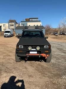 1987 Toyota Pickup Standard Bed 4x4 Manual Transmission