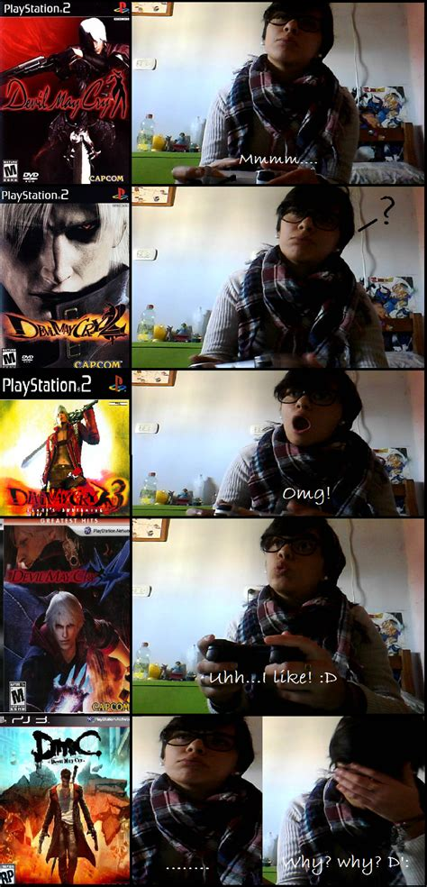 Devil May Cry Memes - devil may cry meme by pituudmc01 on deviantart